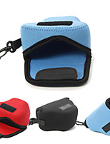 Dengpin Neoprene Soft Camera Protective Case Bag Pouch for Panasonic DMC-GM5 GM1S 12-32mm Lens (Assorted Colors)