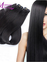 100g 5A Tape In Remy Skin Weft Brazilian  Human Hair Extensions 100% Brazilian Virgin Remy Human Hair Straight