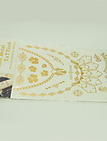 10/PCS Hot Sale Color-Changing Tattoo Handsome Multi-Style Temporary Tattoo For Fashion WST-233