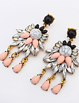 European Style Fashion Luxury Pendant Earrings