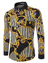 Men's Fashion Casual Long Sleeved  Shirt , Cotton