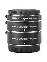 KOOKA KK-FT47 AF Macro Extension Tubes for Olympus Panasonic Micro 4/3 (10mm,16mm,21mm) Mirrorless Cameras