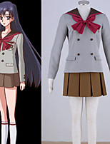 Costumes Cosplay - Sailor Mars - Sailor Moon - Top / Jupe / Echarpe / Chaussettes