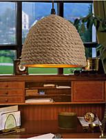 Lampe suspendue - Traditionnel/Classique / Rustique / Vintage / Rétro - avec Ampoule incluse - Métal