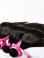 3pcs/lot 18inch Human Remy Hair Silk Straight Hair Weft Eurasian Virgin Hair Extensions 100% Human Hair Weaves