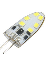 Marsing Dimmable G4 3W 200lm 12-SMD 2835 Warm White / Cool White Light LED Bi-pin Bulb(AC/DC 12V)