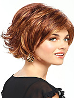 From Stock  European And America Women Lady's Synthetic Wigs Extensions