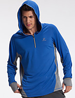 Men's Hoodie Fitness / Leisure Sports Breathable / Quick Dry / Thermal / Warm Spring / Autumn / Winter Others Outdoor