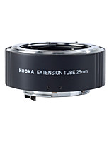KOOKA KK-N25 Brass AF Extension Tube with TTL Auto Exposure for Nikon 25mm input SLR Cameras