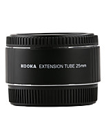 KOOKA KK-O25 Brass Micro AF Extension Tube with TTL Auto Exposure for Olympus  (25mm) SLR Cameras