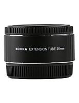 laiton de O25 de micro af le tube d'extension kooka à l'exposition auto TTL pour Olympus (25mm) appareils photo reflex