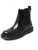 Women's Shoes Platform Combat Boots Boots Casual Black