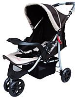 HUIYINGBAO baby stroller 3-wheel hight sightseeing sit or sleep portable folded shock-resistant pram