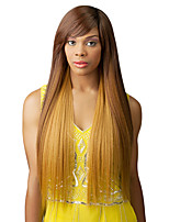 Multicolor Fashionable  Long Straight  Synthetic  Wigs To European And America