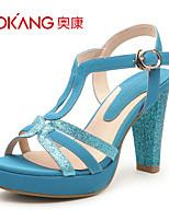 Aokang® Women's Leatherette Sandals - 132811234