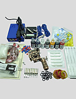 BaseKey Beginner Tattoo Kits K108 1 Gun Machine With Power Supply