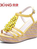 Aokang® Women's Leatherette Sandals - 132823577