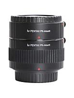 KOOKA KK-P56 AF Brass Macro Extension Tubes for Pentax (20mm 36mm) SLR Cameras
