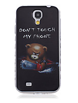 For Samsung Galaxy Case Pattern Case Back Cover Case Cartoon TPU SamsungS6 edge plus / S6 edge / S6 / S5 Mini / S5 / S4 Mini / S4 / S3