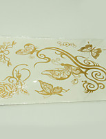 10/PCS Hot Sale Color-Changing Tattoo Handsome Multi-Style Temporary Tattoo For Fashion WST-232