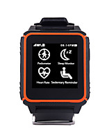 YQT®Waterproof Heart Rater Monitor Smart Watch Phone with Siri Voice Call Compatible with IOS and Android