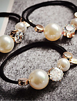 Imitation Pearl Hair Ties Wedding / Party / Daily / Casual / Sports 1pc