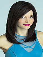 Best Seliing Charming Deep Color  Extensions European Lady Women Wig Syntheic  Wigs