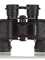 MFREE 7X X 21 mm Binoculares Roof prism Impermeable / Antiempañamiento / Genérico / Maletín / Prisma de azotea / Alta Definición