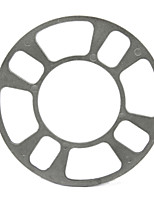 TIROL T21608 New Universal Wheel Spacer 4 hole 5mm thick Aluminum Wheel adapter fit 4 lug 4x101.6 4x108 4x112 4x114.3