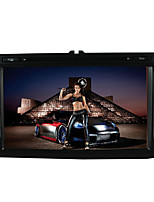 8 inch Analog TV 800 x 480 Volkswagen GPS Map car DVD player
