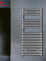 AVONFLOW® 1200x500Bathroom Towel Racks, Towel Radiators, Heated Towel Rail With Chrome AF-UA