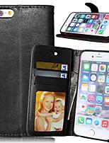 Назначение iPhone X iPhone 8 iPhone 7 iPhone 7 Plus iPhone 6 iPhone 6 Plus Чехлы панели Кошелек Бумажник для карт со стендом Чехол Кейс