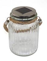 Solar Sun Jar LED Light for Glass Jars and Garden Decor Solar Lamp
