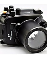 Meikon Diving Waterproof Camera Housing for Sony A7/A7R/A7S  40M