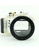 40M Diving Waterproof Camera Housing for Panasonic GF5(14-42mm)