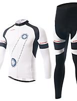 Men's Long Sleeve Cycling Clothing Sets/Suits PantsBreathable / Ultraviolet Resistant / Moisture