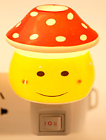 Creative Design Smile Face-shaped Ceramic Lamp Night Light Bedside Lamp Fragrance