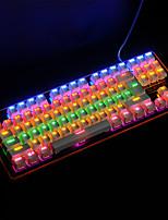 RAJFOO Magic Light Mechanical Keyboard Cool Mix IPL