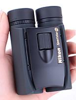 Nikon 10 X 50 mm Binoculares RoofImpermeable / Resistente a la intemperie / Antiempañamiento / Genérico / Maletín / Porro / Militar /