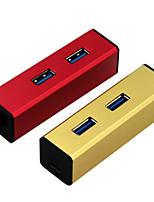 3 in 1 usb 3.1 type C om usb 3.0-oplader adapter hub