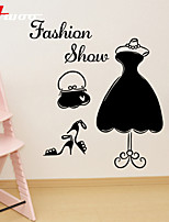 AWOO® New Pattern Fashion Show DesignWall Stickers Home Decor Vinyl  Stickers For Kids Room Decoration
