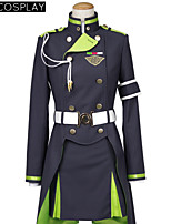 Seraph of the End Owari No Serafu Shigure Yukimi Cosplay Costume Uniform Full Set