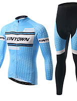 Men's Long Sleeve Cycling Clothing Sets/Suits PantsBreathable / Ultraviolet Resistant / Moisture