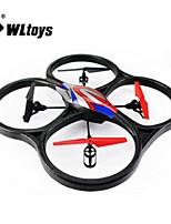 WLtoys V262 2,4g 6.5ch noir rc intelligente quadcopter drone