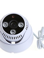 Cctv 1200tvl Hd Sony Cmos 3pcs Array Ir-cut 3.6mm Wide Angle Indoor Dome Security Camera Surveillance Camera