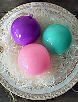 5 Piece/Set Favor Holder - Ball Plastic Gift Boxes  Christmas Ball
