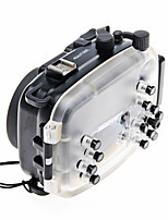 Meikon 2015 Latest 40M Waterproof Camera Case For Fujifilm X100S With A Alarm Apparatus