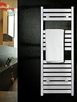 Calentador de Toallas , Contemporáneo Cromo Montura en Pared