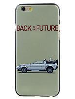 Für iPhone 6 Hülle / iPhone 6 Plus Hülle Muster Hülle Rückseitenabdeckung Hülle Zeichentrick Hart PC iPhone 6s Plus/6 Plus / iPhone 6s/6