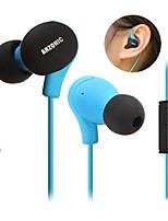 DIY High Quality Ultralight Sport Earphone ear Music Headphones for Mic Noise Reduction Anti-sweat/Waterproof/Skid